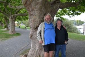 Begegnung mit Sepp Bögle in Radolfzell